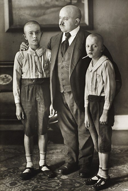 Widower - August Sander